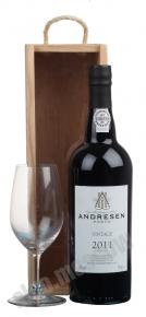 Andresen Vintage португальский портвейн Андресен Винтейдж