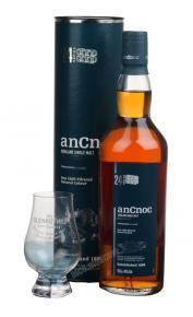 AnCnoc 24 years Виски АнНок 24 года