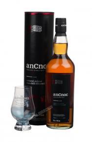 AnCnoc 22 years виски АнНок 22 лет