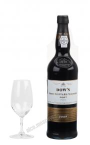 Dows Late Botled Vintage Портвейн Доуз Лейт Ботлед Винтаж