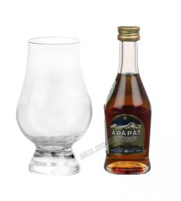 Ararat Akhtamar 10 yrs 0,05l Коньяк Арарат Ахтамар 10 лет 0,05л