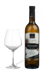 Chateau Orkhevi Tsinandali грузинское вино Шато Орхеви Цинандали