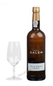 Calem Fine White португальский портвейн Калем Файн Уайт