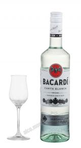 Bacardi Carta Blanca Ром Бакарди Карта Бланка