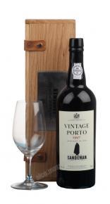 Sandeman Vintage Porto 1997 Портвейн Сандеман Винтаж Порто 1997г