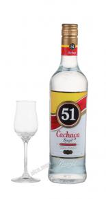 Cachaca 51 700 ml кашаса 51 0.7 л