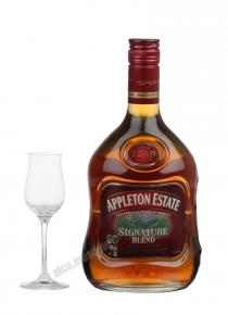 Appleton Estate Signature Blend Ром Эпплтон Эстейт Сигнача Бленд