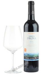 Miguel Torres Santa Digna Merlot 2011 чилийское вино Мигель Торрес Санта Дигна Мерло 2011