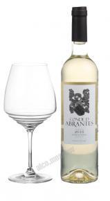 Conde D Abrantes Португальское вино Конде де Абрантеш