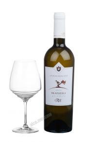 Wine Rkatsiteli Вино Ркацители