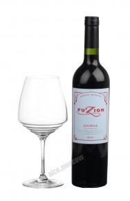 Fuzion Shiraz Вино Фьюжн Шираз