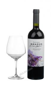 Zuccardi Brazos Bonarda Вино Зуккарди Брасос де лос Андес Бонарда