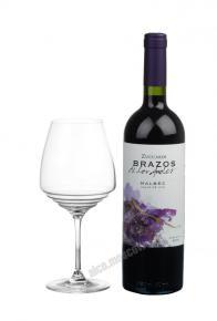 Zuccardi Brazos Malbec Вино Зуккарди Брасос де лос Андес Мальбек