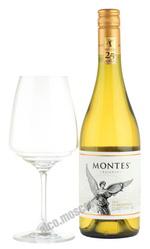 Montes Reserva Chardonnay 2012 чилийское вино Монтес Резерва Шардоне 2012