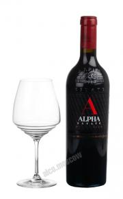 Alpha Estate S.M.X. Греческое Вино Альфа Эстейт S.M.X.