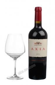 Axia Syrah-Xinomavro Греческое Вино Аксия Сира Ксиномавро