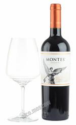 Montes Reserva Malbec 2013 чилийское вино Монтес Резерва Мальбек 2013