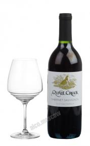 Quail Creek Cabernet Sauvignon Вино Квейл Крик Каберне Совиньон 2014г