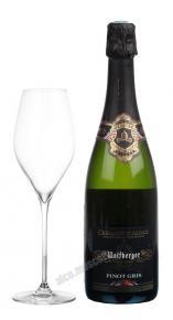 Wolfberger Pinot Gris французское шампанское Вольфберже Пино Гри