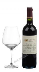 Chateau Seguelongue Medoc 2012 Французское Вино Шато Сегелонг 2012г