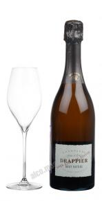 Drappier Brut Nature Pinot Noir Zero Dosage Французское Шампанское Драпье Брют Натюр Зеро Дозаж