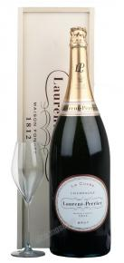 Laurent-Perrier La Cuvee Brut Французское Шампанское Лоран Перье Брют Ла Кюве в д/у