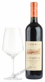 Vincze Bela Arcanum Cabernet Franc венгерское вино Винце Бела Арканум Каберне Фран