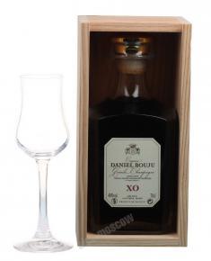Daniel Bouju XO 25 years Grande Champagne коньяк Даниель Бужу XO 25 лет Гран Шампань