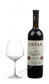 Ijevan Red Dry Wine Армянское вино Иджеван Красное Сухое