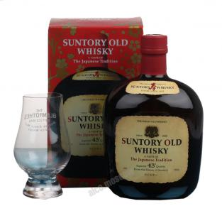 Suntory Old виски Сантори Олд