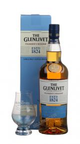 Glenlivet 40 years виски Гленливет 1970 года
