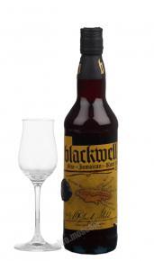 Blackwell Fine Jamaican ром Блеквелл Файн Ямайский
