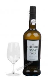 Burmester Extra Dry White Белый Портвейн Бурмистр