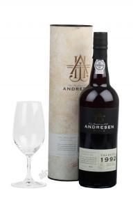 Andresen 1992 Colheita портвейн Андресен Калейта 1992