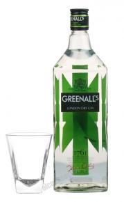 Greenalls 1l джин Гринолз 1 л