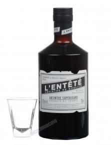 Absinthe Lentete Абсент Супериере ЛЭнтете