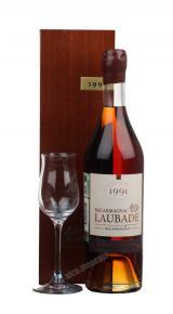 Арманьяк Chateau de Laubade 1991 арманьяк Шато де Лобад 1991 года