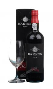 Barros Ruby Портвейн Баррос Руби