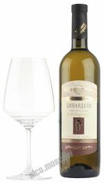 Vaziani Company Tsinandali грузинское вино Вазиани Цинандали