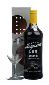 Niepoort Late Bottled Vintage 2009 Портвейн Нипорт Лейт Боттлед Винтаж 2009 в п/у