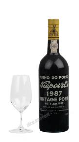 Niepoorts Vintage 1987 Портвейн Нипорт 1987