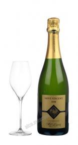 Saint-Vincent RL Legras 2008 Французское шампанское РЛ Легра Сант-Винсант 2008г