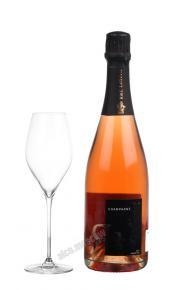 RL Legras Brut Rose Французское шампанское РЛ Легра Брют Розе