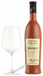 Vaziani Company Tsinandali Glina грузинское вино Вазиани Цинандали Глина
