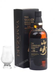 Японский виски Suntory Yamazaki 18 years виски Сантори Ямазаки 18 лет