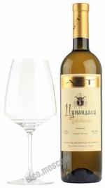 AST Tsinandali грузинское вино АСТ Цинандали