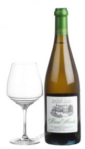 Chateau Cotes De Saint Daniel Beau Monde Российское вино Шато Кот де Сант Даниел Бомонд