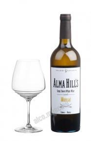 Alma Hills Cabernet Sauvignon 2016 Российское вино Альминские Холмы Каберне Совиньон 2016г