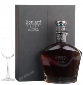 Boulard Extra Pays d`Auge 0.7l Gift Box кальвадос Булар Экстра Пэи д`Ож 0.7 л. в п/у