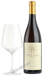 Teleda грузинское вино Теледа Белое Сухое